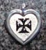 maltese cross pendants