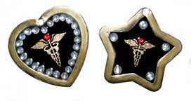 beautiful medical alert charms