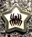 black widow spider dog cat pet id tags